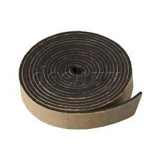 10x1.5mm Speaker Gasket Foam Sealing Tape Speaker Sponge Strip Black