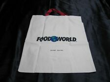Foodworld promotional Fold able Eco Friendly Recycle Shopping Bag Reusable~ 4232