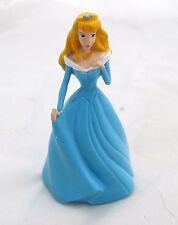 Disney Princess Aurora Sleeping Beauty Blue Gown Figure Figurine Cake Topper
