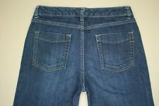 Gap Essential Fit Boot Leg Jeans Women's Size 8 Ankle Length Dark Wash Denim