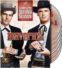 Maverick - Maverick: The Complete Second Season [New DVD] Boxed Set, Full Frame,