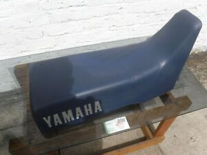 Yamaha XT600Z Tenere 1VJ / 3AJ seat in blue