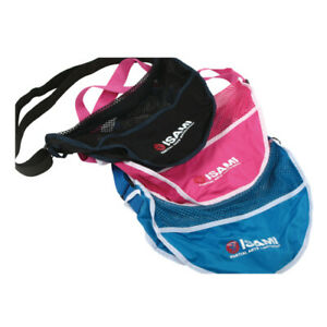 ISAMI Shoulder Bag Pink for Headguards and Supporters free shipping from JAPAN