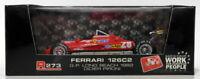 Brumm 1/43 Scale R273 - Ferrari 126C2 - GP Long Beach 1982 - Didier Pironi