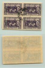 Russia USSR, 1944 SC 956a, Z 845 mint, block of 4. e5622
