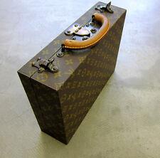 Louis Vuitton joyas maleta Monogram rare Jewelry Case