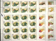 IT 16X SOMALIA 1994 - MNH - FISHES - WHOLESALE