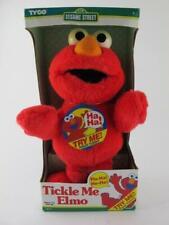 1996 Original TICKLE ME ELMO Doll by Tyco Sesame Street Doll New In Box RARE