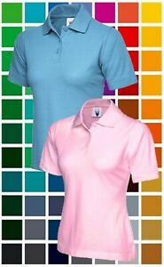 Ladies Polo Shirt CLEARANCE SURPLUS STOCK