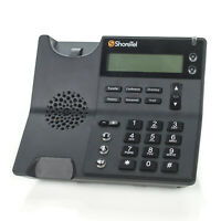 ShoreTel IP 420 IP420 VoIP PoE Backlit Office Phone Base 260-1261-03 - No Stand
