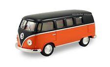 Kinsmart 1962 VW Volkswagen T1 Classic Bus 1:32 diecast model Orange K119