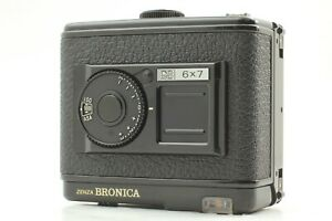 [Excellent+5] Zenza Bronica GS 120 6x7 Roll Film Back For GS-1 From JAPAN #6753