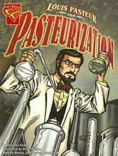 Library Book: Louis Pasteur and Pasteurization: By National Geographic Learning