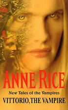 Anne Rice Ghost Story & Horror Books
