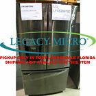 LG LFXS26973D 26.2CF Refrigerator French Door Smart Black Stainless Steel photo