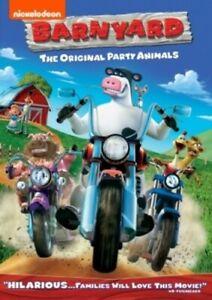 Barnyard [New DVD] Ac-3/Dolby Digital, Amaray Case, Dolby, Dubbed, Sub