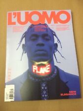 L'uomo Vogue Featuring Travis Scott February 2019