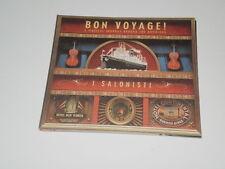I SALONISTI - BON VOYAGE! - CD DIGIPAK EDITION - 1999 - DECCA RECORDS - NM-/NM=