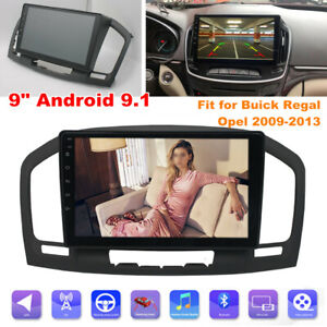 """Fit for Buick Regal Opel 2009-2013 9"""" Android Car GPS Navigator Radio MP5 Player"""