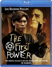 THE FIRST POWER New Sealed Blu-ray Lou Diamond Phillips