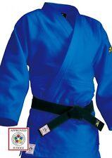 Dax Sports- JUDO ANZUG, MIZUNO YUSHO, JAPAN Made, IJF, 750 G. BLAU. Gi. Kimono