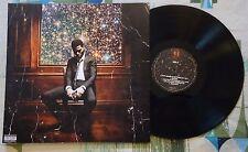 Kid Cudi 2 LP Man On The Moon II: The Legend Of Mr. Rager 2010 Mint-