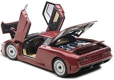Autoart BUGATTI EB110 GT DARK RED Color in 1/18 Scale. New Release! In Stock!