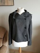 Nice Womens Woolen Jacket From OSKA. Size UK 8/10/S/1. Great Condition