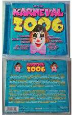 Karneval 2006 - Mickie Krause, Antonia, Möhre, Klana Indiana,... DO-CD TOP