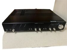 Tandberg  3012 Integrated Amplifier Black TESTED,WORKING GREAT