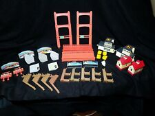 Micro Machines Super City Tool Box ACCESSORIES PARTS Vintage Galoob Your Choice