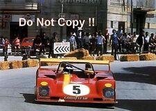 Jacky Ickx Ferrari 312 PB Targa Florio 1973 Photographie 2