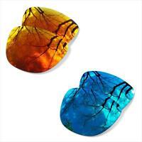 SURE Lentes Polarizadas de Recambio para Oakley Frogskins Ice Blue + Fire Gläser