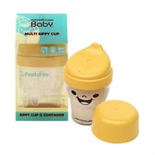 Korean Mother's Corn Baby Sippy Cup - Eco Friendly & Non-Toxic