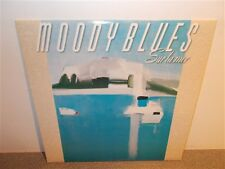 * Moody Blues . Sur La Mer . Insert . LP