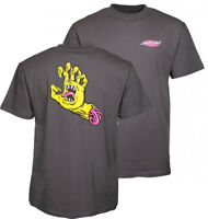SANTA CRUZ Tee - Phillips Hand - Screaming Hand - Skateboard T Shirt - Large