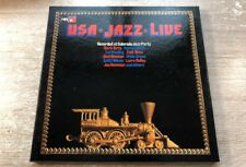 USA Jazz Live Colorado Jazz Party Vinyl 3 LP Box Set Booklet MPS Clark Terry