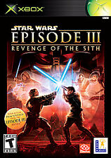Star Wars: Episode III: Revenge of the Sith  (Microsoft Xbox, 2005)