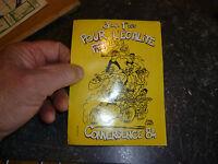Autocollant Politique illustré par Anita Comix : Convergence 84