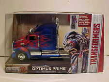 TRANSFORMERS Optimus Prime Truck Western Star 5700 XE Phantom Diecast 1/24 Jada