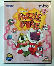 PUZZLE BOBBLE - Neo Geo AES - Japan - Convertion w/manual