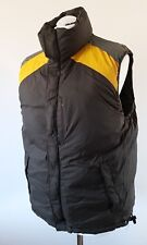 Gap mens reversible feather & down gilet size Small Hidden Hood Gillet Bodywarm