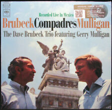 Dave Brubeck & Gerry Mulligan -Compadres / Speakers Corner 180 Gram Vinyl New