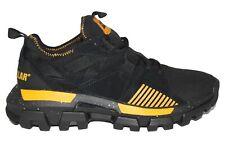 Mens Caterpillar Raider Sport Chunky Black Yellow Trainers