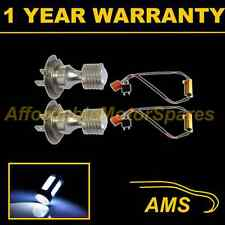 2X H7 WHITE 4 CREE LED FRONT FOG SPOT LAMP LIGHT BULBS HIGH POWER XENON FF503401