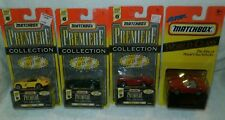 Set of 4: Matchbox Premiere Collection & World Class Dodge Viper RT/10