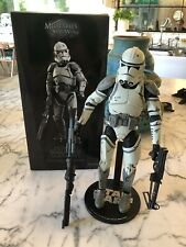 New listing Sideshow Collectibles 1/6 Star Wars 41st Elite Corps Clone Trooper Coruscant