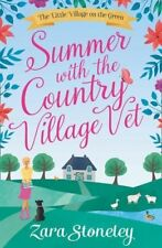 Summer with the Country Village Vet (The Little Village on the Green, Book 1),
