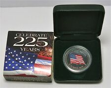 2001 United States of America Silver Commemorative Medallion Royal Canadian Mint