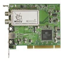 WINTV-PCI-FM HAUPPAUGE WINTV VIDEO CARD CAPTURE CARD - NEW